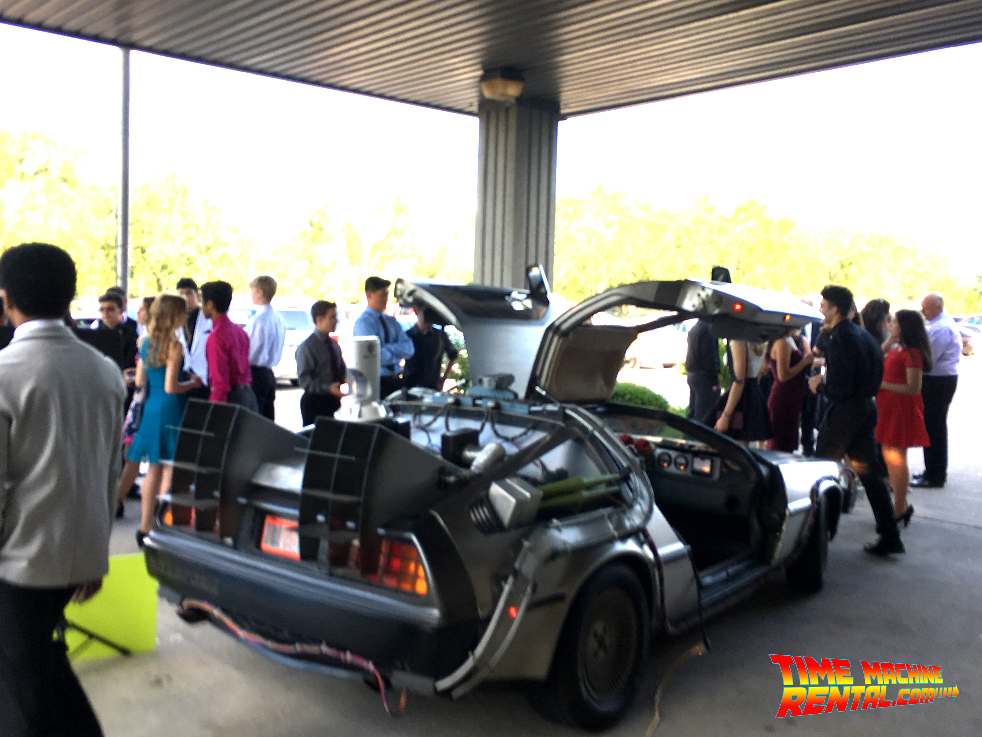 Rent A DeLorean In Pearland Texas