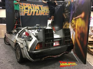 San Antonio Texas DeLorean Time Machine Rental